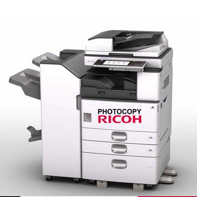 Máy photocopy RICOH MP 3054 nhập khẩu CANADA mới 95%