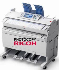 Máy photocopy A0 RICOH MP W3601 giá rẻ