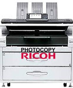 Máy photocopy A0 RICOH MP W5100 đa chức năng