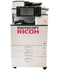 Máy photocopy RICOH thế hệ mới mp 5054 tốc độ nhanh, hạn chế kẹt giấy.
