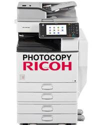 Thuê máy photocopy RICOH MP 5002 tại TPHCM