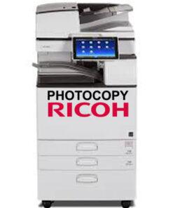 Máy photocopy Ricoh mp 6055 đời mới